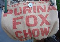 Purina Fox Chow
